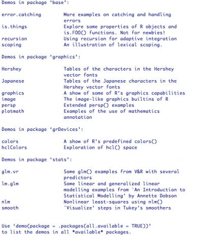 ウェブ解析を始めるよう!Rのインストール方法とデモの紹介3