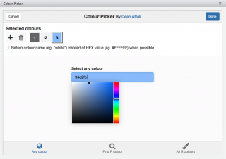 colourpicker